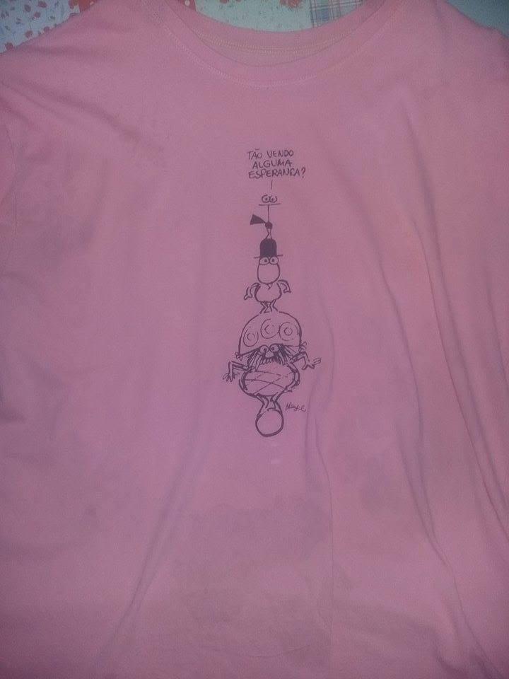 camisa henfil