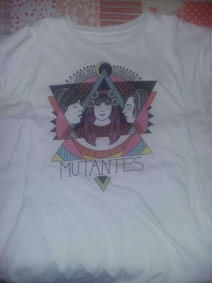 camisa mutantes