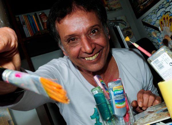 S11 ARQUIVO 17-06-2009 CADERNO2 CINEMA Cena do documentario Loki - Arnaldo Baptista FOTO Mariana Vianna/ DIVULGACAO