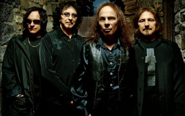Heaven & Hell: Vinny Appice, Tony Iommi, Ronnie James Dio e Geezer Butler
