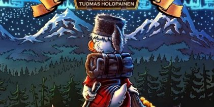 Tuomas Holopainen – The Life and Times of Scrooge [2014]