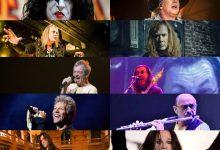 O Rock And Roll E Sua Eterna Luta Com O Passado: Vocalistas