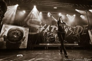 Entrevista: Dani Nolden (Shadowside)